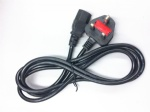 power cord UK plug