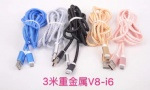 usb cables for iphone,micro,type C