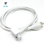 US plug Extension Cord Wall Cord power Cable for Apple Mac iBook MacBook Pro ac Adapters 45W 60W 85W